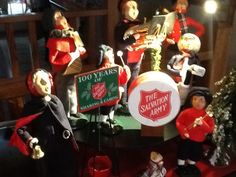 Byers Coice Salvation Army