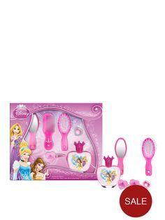 Disney Princess Fragrance and Hair Accessory Set | littlewoods.com
