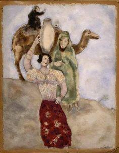 Marc Chagall - Rebecca ,1931