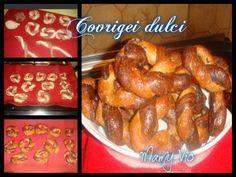 Covrigei dulci | Dieta Dukan Dukan Diet, Biscotti, Chicken Wings, Sausage, Deserts, Meat, Food, Sausages, Essen