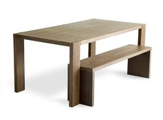 Gus* -  Plank Dining Table