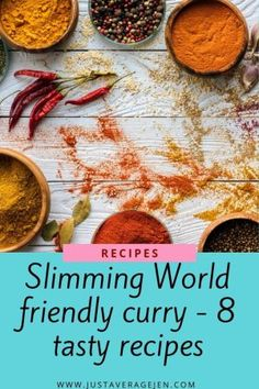 The BEST Slimming World friendly recipes for all the family without joining a group. Over 100 low syn and syn free easy recipes with vegetarian dishes too. Slimming World Curry, Slimming World Fakeaway, Slimming World Lunch Ideas, Slimming World Recipes Syn Free, Slimming World Chicken Dishes, Barbecue, Bbq Beef, Slimmers World Recipes, Curry Recipes