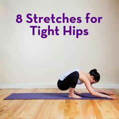 Tight hips