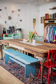 sfgirlbybay / bohemian modern style from a san francisco girl Sweet Home, Turbulence Deco, My Dream Home, Home And Living, Interior Inspiration, Living Spaces, Kitchen Design, New Homes, House Design