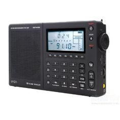 Eton Global Traveler AM/FM/SSB/RDS Radio - Black,£93.53