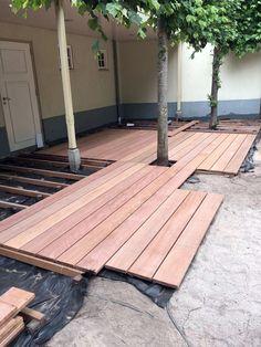 Tiny backyard ideas on a budget 9876196515 - Garten terrasse - Garden Deck