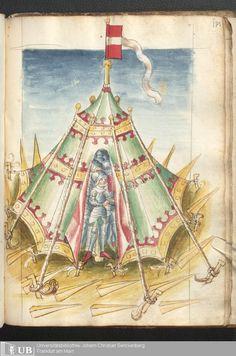 347 [173r] - Ms. germ. qu. 15 - Bellifortis - Page - Mittelalterliche Handschriften - Digitale Sammlungen