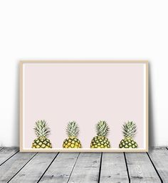 Pineapples, Tropical Art Print, Pineapple Print, Minimalist Art, Beach Print, Modern Tropical Decor, Minimalist Art Print, Modern Art, Pineapple Wall Art, Pineapple Photography, Fruit Wall Art, 8x10. MotivatedWallArt offers prints on a variety of themes, which gives a modern look to your home. This image is printed on 260 GSM quality photo paper with a glossy finish, and mailed in cardboard mailer envelope. The size is 8 x 10 inch and printed to the edge. Please note that frame is not…