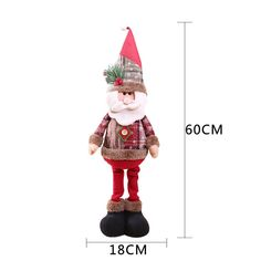New 2019 Merry Christmas Ornaments Christmas Gift Santa Claus Snowman Tree Toy Doll Hang Decorations For Home Enfeites De Natal Mini Christmas Tree, Xmas Tree, Christmas Tree Ornaments, Merry Christmas, Christmas Gifts, Christmas Decorations, Holiday Decor, Doll Toys, Dolls