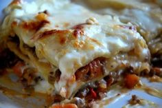 Increíble Receta de Pasticho – Lasagna deCarne