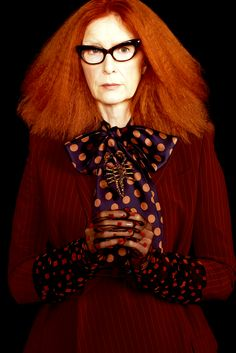Myrtle Snow as portrayed by Francis Conroy on American Horror Story Coven