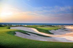 Saadiyat Beach Golf Club - Abu Dhabi