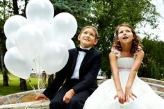 6 ways to keep children occupied at your wedding | herworldPLUS