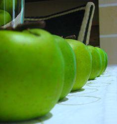 So sad!  I love green apples!