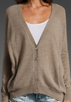 Celebrities who wear, use, or own Autumn Cashmere Oversized Boyfriend Cardigan. Also discover the movies, TV shows, and events associated with Autumn Cashmere Oversized Boyfriend Cardigan. Fashion Mode, Womens Fashion, Boyfriend Cardigan, Casual Chic, Autumn Winter Fashion, What To Wear, Style Me, Personal Style, Cashmere