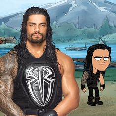 Even the #WWE World Heavyweight Champion has to go to camp! #CampWWE