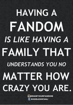 "I have never been big on ""fandoms"" or anything like that, I like shows and I watch them... but SPN is like a whole different story, and I actually love it. <3"