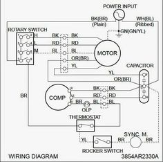 electrical wiring diagrams for air conditioning systems \u2013 part two AC Electrical Diagram electrical wiring diagrams for air conditioning systems \u2013 part two ~ electrical knowhow split ac,