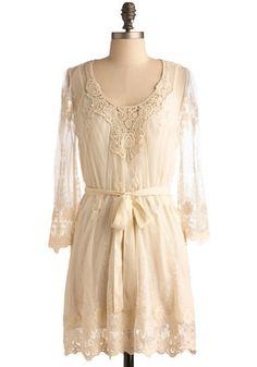 Lovely Omen Dress
