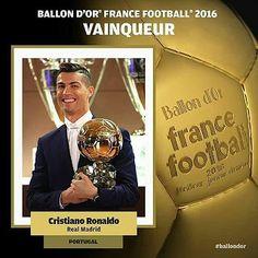 Welcome to Olusola Olaniyi's Planet blog : Video: Cristiano Ronaldo won Ballon D'or France