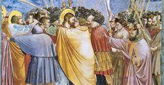 Religious Artist: Judas' Kiss