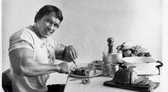 Old-School Eats: Eat Like Arnold