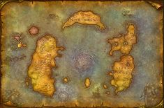 Warcraft Map