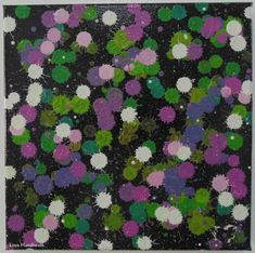 You are looking at one of a kind, original, wax and acrylic, abstract painting. This one was painted in white, greens and purples on black. The edges of this painting have been painted black. Three t Beautiful White Dresses, Black Abstract, Easy Paintings, Green And Purple, Wrapped Canvas, Fine Art, Clothing Stores, Amp, Trendy Outfits