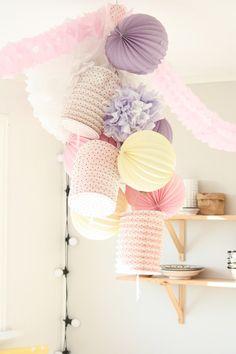 lantern chandelier