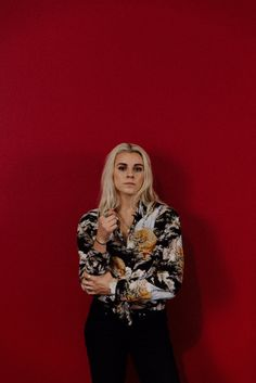 PVRIS in colour