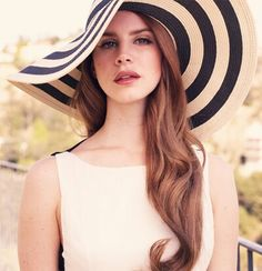 Hat  #Lana #inspiration