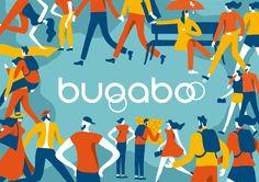 다음 @Behance 프로젝트 확인: \u201cBugaboo - Show your style\u201d https://www.behance.net/gallery/51984739/Bugaboo-Show-your-style