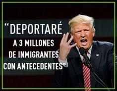 """La Gaceta Cristiana: Trump promete deportar o encarcelar de inmediato """"..."""