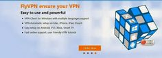 Boas qualidades do nosso servidor VPN.Experimente: http://www.flyvpn.com/freetrial