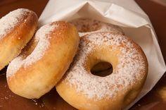 Tökéletes fánk - olaj nélkül! | NOSALTY – receptek képekkel Sweet Recipes, Cake Recipes, Baked Doughnuts, Donuts, Salty Snacks, Hungarian Recipes, Sweet Cakes, Winter Food, Creative Food