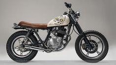 suzuki 125 GN - [Projet a l'étude] Suzuki GN 125 café racer