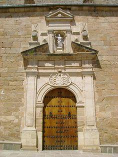 :Villanueva del Arzobispo (Jaén) - Iglesia de San Andrés