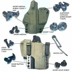 Edge Works INCOG IWB Holster System