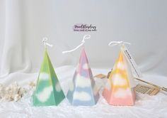 Cute Candles, Best Candles, Diy Candles, Candle Sculpture, Wax Tablet, Candle Craft, Candle Packaging, Candlemaking, Homemade Candles