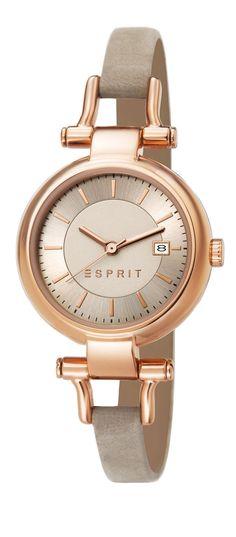 Amazon.com: Esprit Zoe ES107632002 Wristwatch for women Design Highlight: Clothing