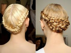 #Braids for your #Wedding #Hairstyle Nice!