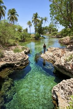 Visit Jamaica's South Coast.