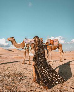 Look Boho, Boho Outfits, Boho Chic, Camel, Animals, Morocco, Leather, Boots, Animales