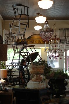 Serenite Maison.  Love this store in Leiper's Fork, Tennessee