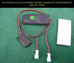 HM-4F200LM-Z-12 Flash Board Walkera 4F200LM RC Helicopter Fast Ship USA Stock #kit #drone #racing #fpv #shopping #plans #4f200lm #parts #tech #walkera #camera #technology #products #gadgets