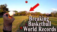 #BreakTheNet Task 1 – Tristan Edwards (Breaking basketball records | WORLD RECORDS!) - YouTube