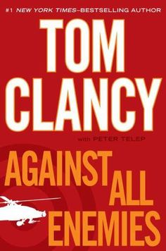 Tom Clancy - Against all enemies. Took 100 Pages to get into, but wow it was good after it warmed up