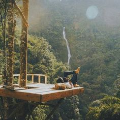 Chillen im Subang, Indonesien. Foto von w / . Adventure Awaits, Adventure Travel, Nature Adventure, Adventure Aesthetic, Camping Aesthetic, Beautiful World, Beautiful Places, Beautiful Moments, Wonderful Places