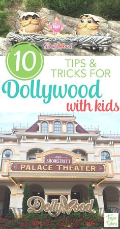 Considering a vacation to Dollywood in Pigeon Forge, Tennessee? Find out what this charming Southern theme park in the Smoky Mountains has to offer families. Plus, get tips and tricks for navigating Dollywood with ease. Gatlinburg Vacation, Gatlinburg Tennessee, Vacation Trips, Vacation Ideas, Family Vacations, Family Trips, Tennessee Vacation Kids, Vacation Spots, Pigeon Forge Tennessee