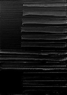 Pierre Soulages // Minimal Art